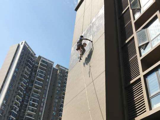 外牆防水施工