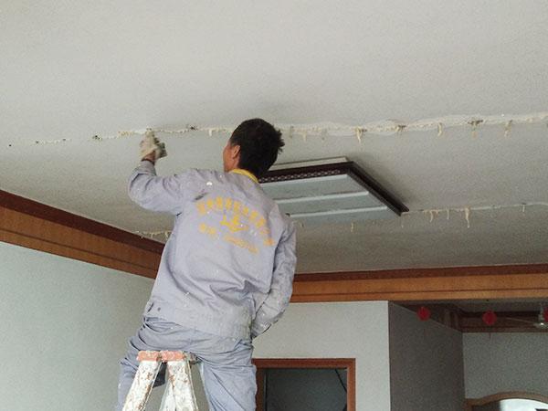 天花板注漿防水